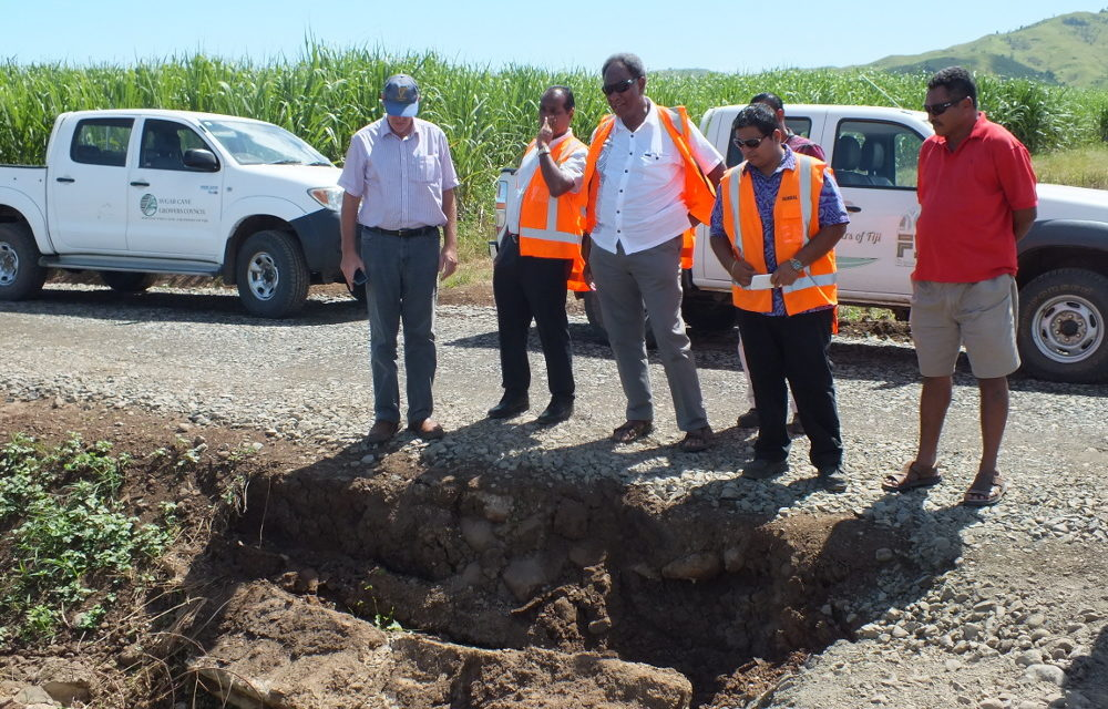 Road upgrades to benefit 300 sugar cane farmers in Drasa