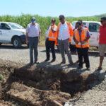 Road upgrades to benefit 300 sugar cane farmers in Drasa
