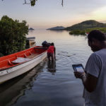 Training in coastal fisheries monitoring