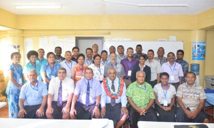 Schools in Fiji's sugarcane belts undergo water, sanitation and hygiene trainings