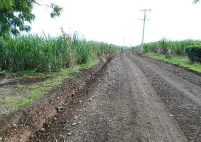 RARAI Project - Naviago road after