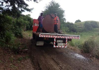 RARAI Project - Road works Malolo