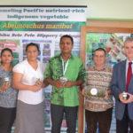 La Communauté du Pacifique accueille un ministre de la Polynésie française