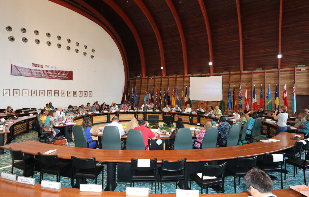 Pacific Community focus on strategic development and partnerships at governing meeting