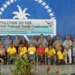 États fédérés de Micronésie : les jeunes façonnent l'avenir dans le cadre de la conférence marquant la Journée internationale de la jeunesse