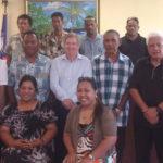 La violence familiale et la protection de la famille en délibéré aux Îles Marshall