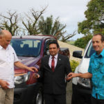 Fiji Government receives equipment through EU-SPC Improvement of Key Services to Agriculture Project