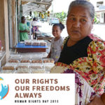 Opinion: Advancing human rights in the Pacific