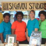 Quatre entreprises culturelles océaniennes s'exposent à New York au salon Artisan Resource @ NYNOW