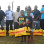 Emergency grab bags to promote safety at sea in Niue