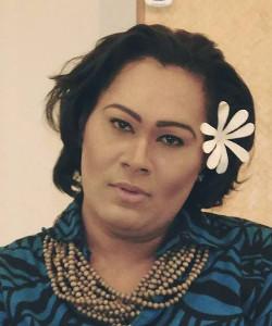 Sulique Waqa, Creative Director, Haus of Khameleon