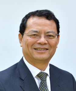 Donglin Li, Director of ILO Office for Pacific Island Countries