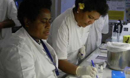 Combattre la propagation de la leptospirose dans le Pacifique : organisation d'un cours de formation régional