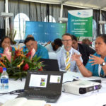 Strengthening the role of development actors in the pacific agriculture sector