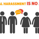 Tackling sexual harassment is everybody's responsibility