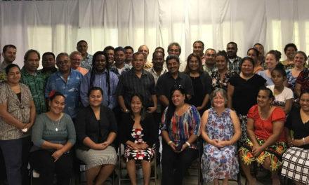 Les États fédérés de Micronésie lancent leur évaluation du financement de l'action climatique et de la gestion des risques de catastrophe