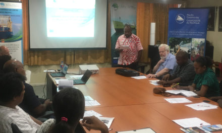 La réduction des émissions de gaz à effet de serre passe par une exploitation de navires moins énergivores aux Îles Salomon