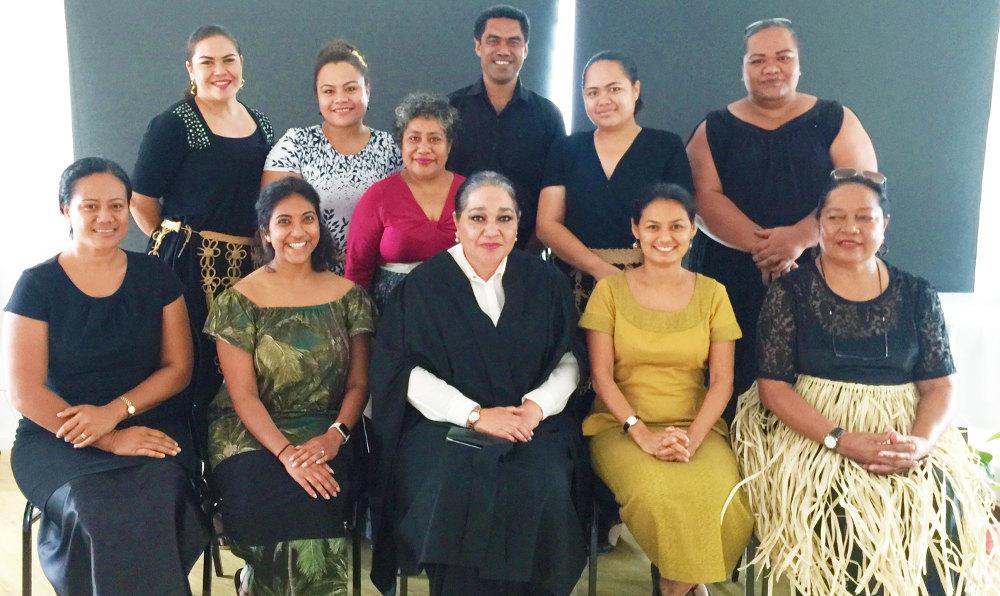 La Communauté du Pacifique rend hommage à MmeSusana Faletau