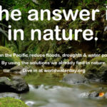 World Water Day focuses attention on nature-based solutions to the Pacific's water and sanitation challenges