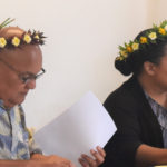 Securing food and water security ahead of drought in remote communities in the North Pacific
