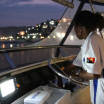 A conversation with Michelle Boyama, Master for cruise ship Moresby Chief in Papua New Guinea